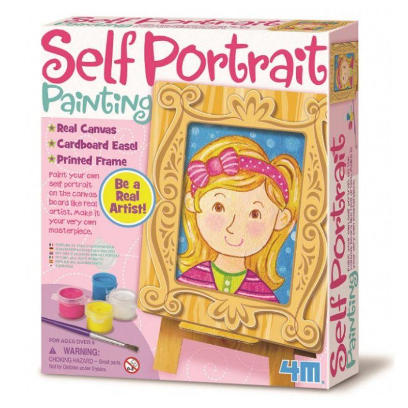 Ζωγράφισε το πορτραίτο σου