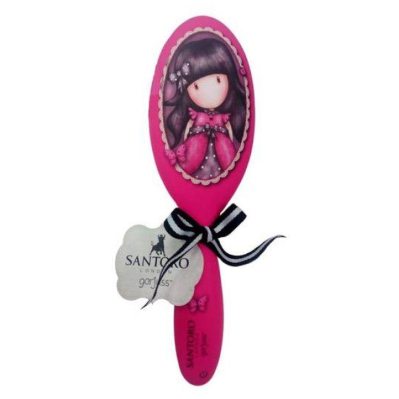 Santoro Ladybird Βούρτσα Μαλλιών